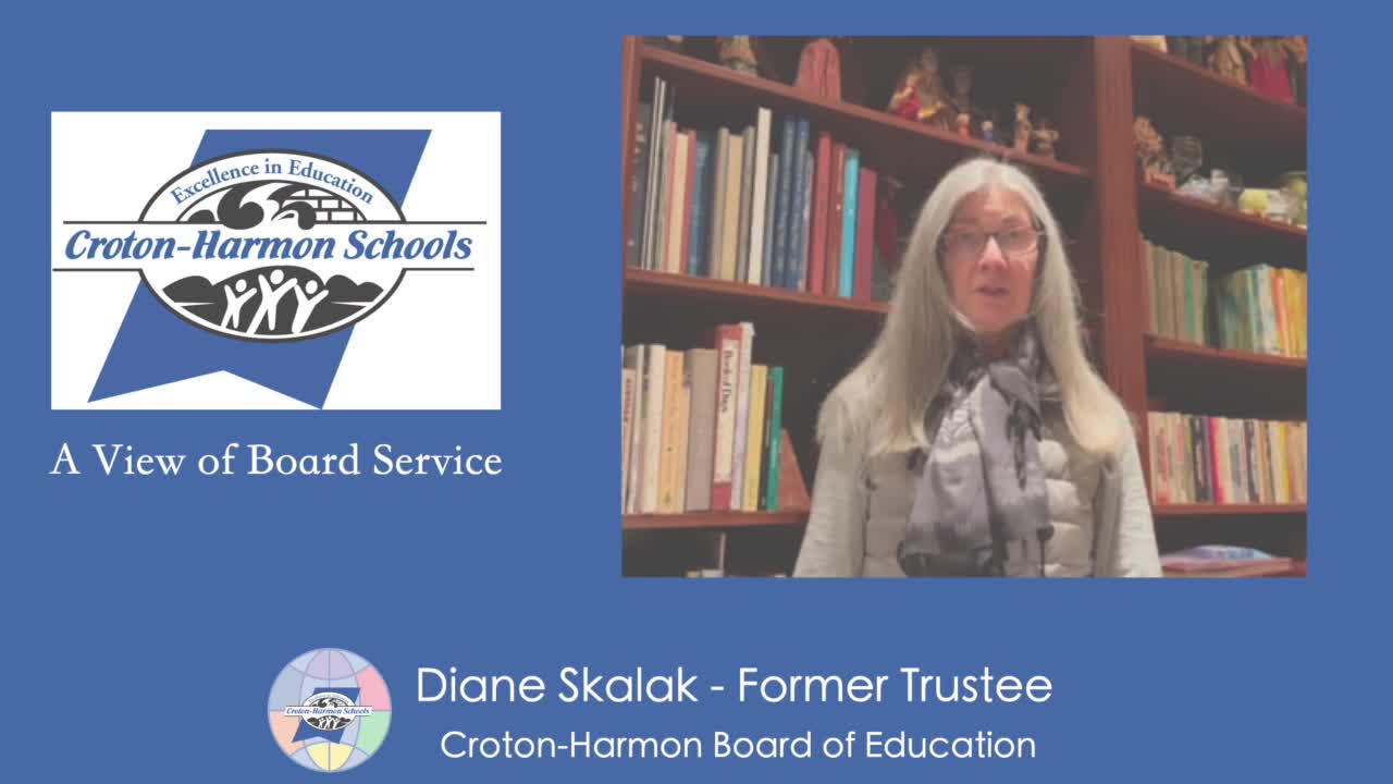 Reflecting on Board Service - Diane Skalak