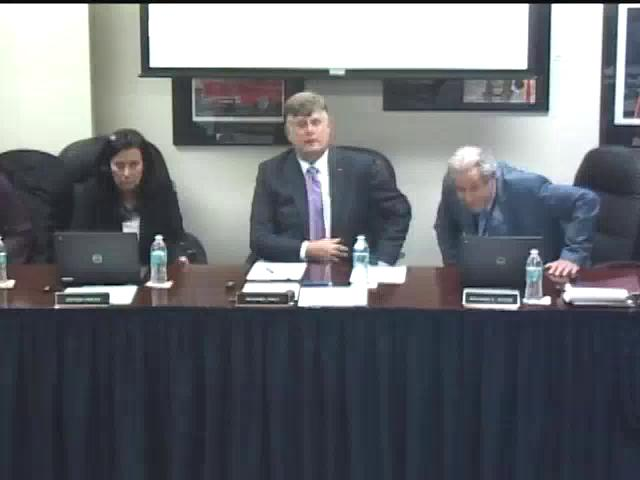 Board of Education Budget Meeting & Work Session M...
