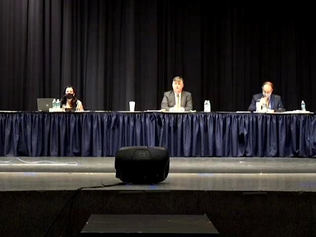 Board of Education Business Meeting February 25, 2...