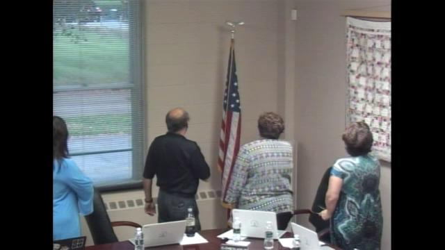 Board of Education Business Meeting August 17, 201...
