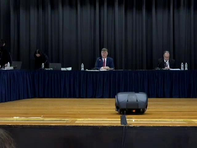 Board fo Education Business Meeting April 22, 2021