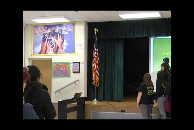 Board of Education Business Meeting March 15, 2018...