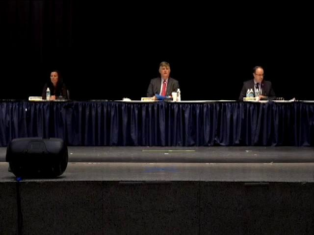 Board of Education Special Meeting August 27, 2020...