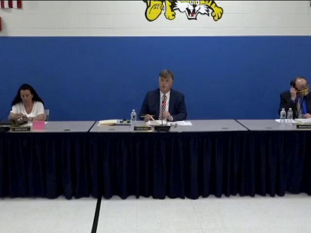 Board of Education Business Meeting May 20, 2021
