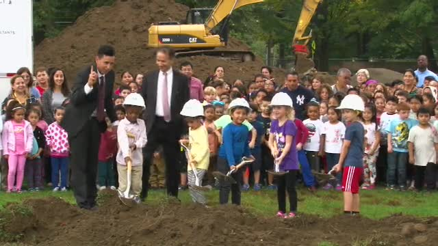 King Street Ground Breaking Ceremony