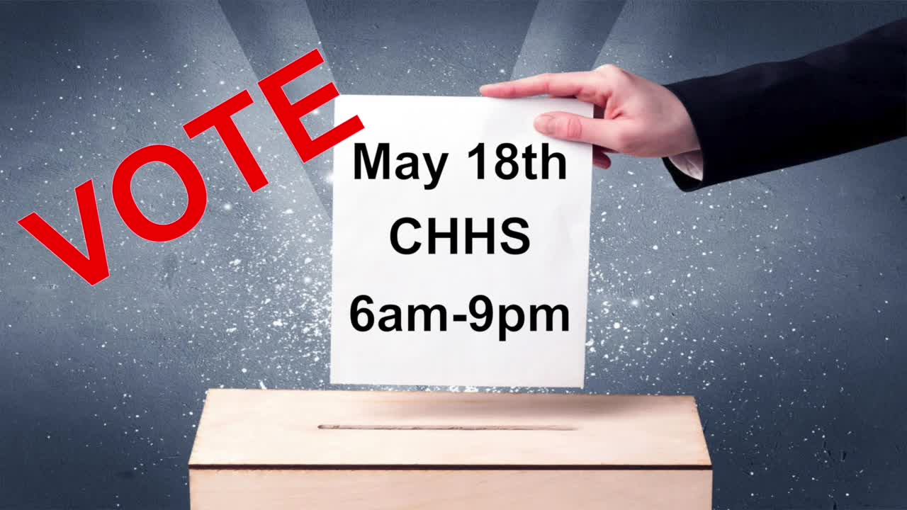 2021-2022 CHUFSD Budget Video: Your Vote Matters!