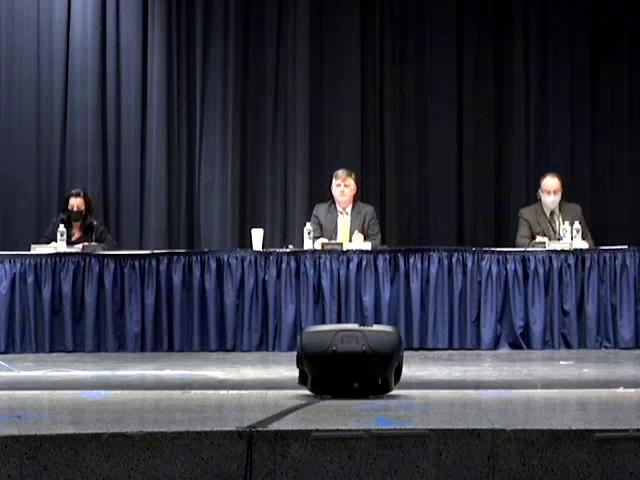 Board of Education Budget/Work Session & Business ...