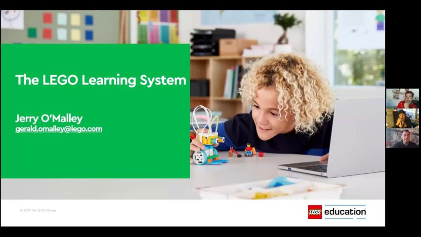 LHRIC Software Series: Introducing the Lego Learni...