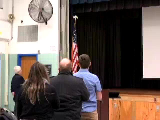 Board of Education Business Meeting November 21, 2...
