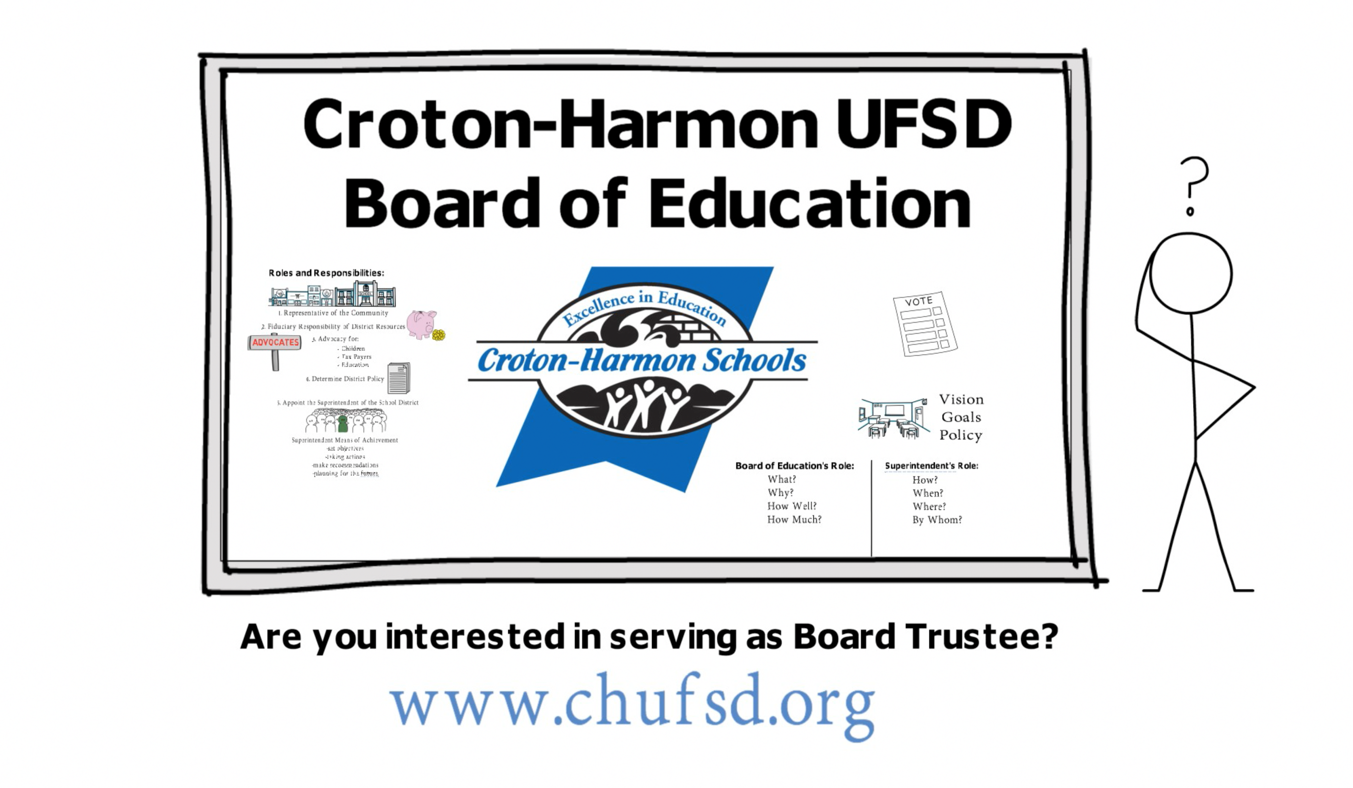 CHUFSD Board Trustee Video